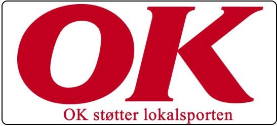 Støt OK - OK støtter HSUF